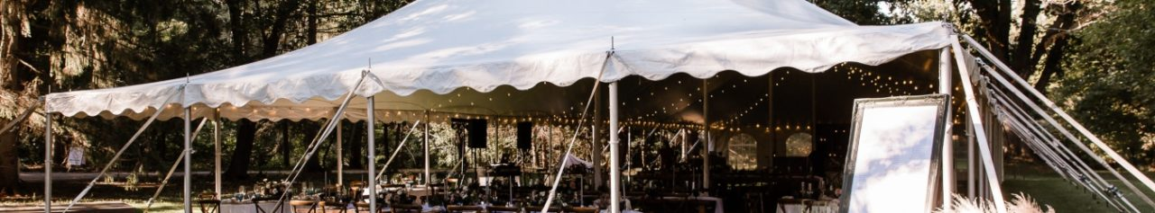 event in a tent date