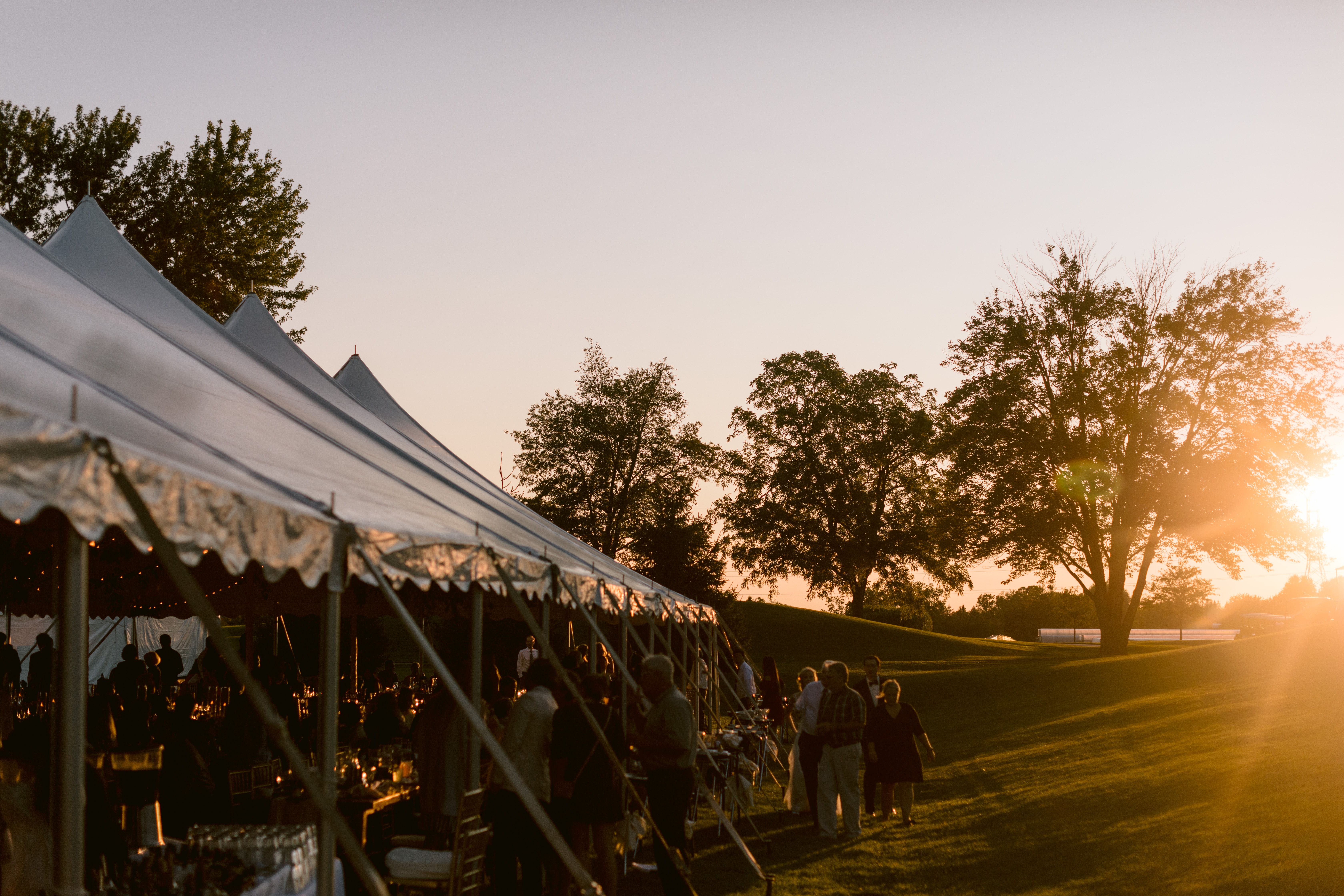 3 Reasons to Host Your Next Event in a Tent